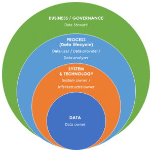 data roles within an enterprise