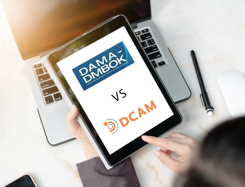Data Management & Data Governance 102: DAMA-DMBOK and DCAM discrepancies