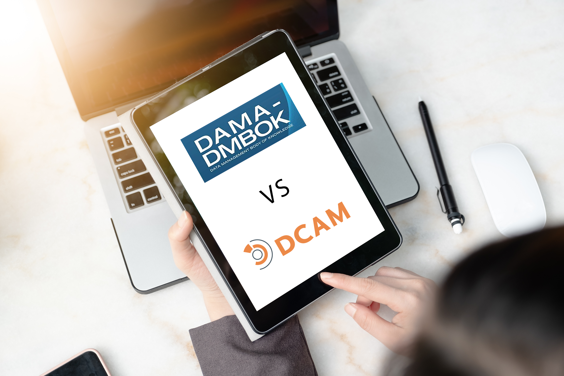 DAMA-DMBOK and DCAM discrepancies