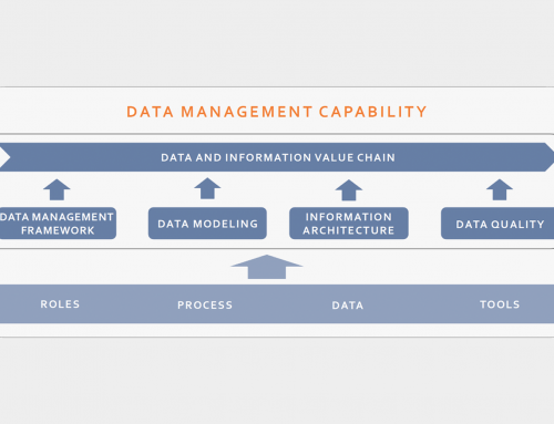 Data Management Maturity 103:  Data management framework (data governance)